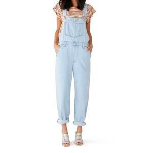 Levi's Baggy Overalls - Light Wash